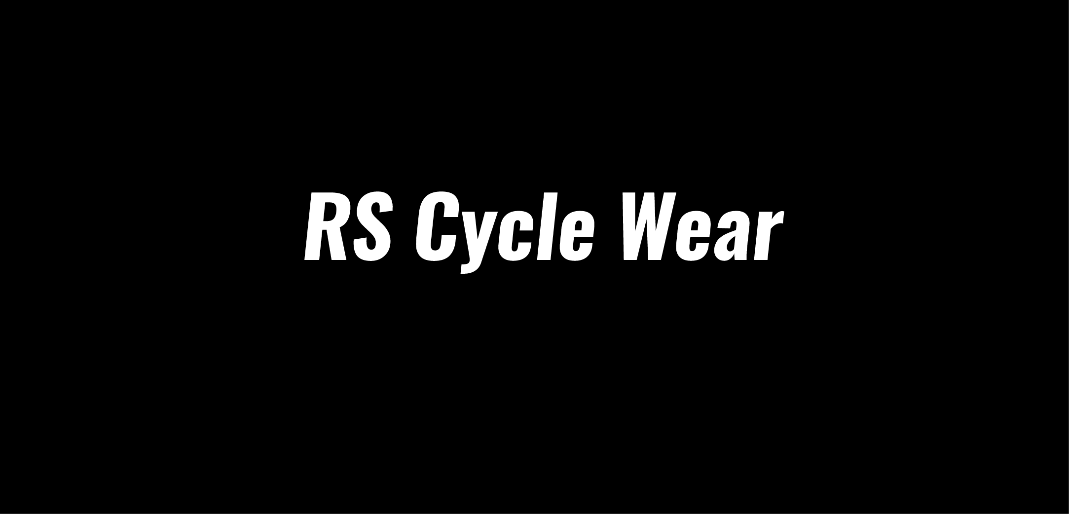 RS Cycle Wear